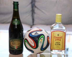 Lambrusco vs. Gin: Lambrusco gewinnt...