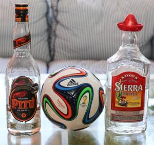 Brasilien gegen Mexiko heute alkoholfrei